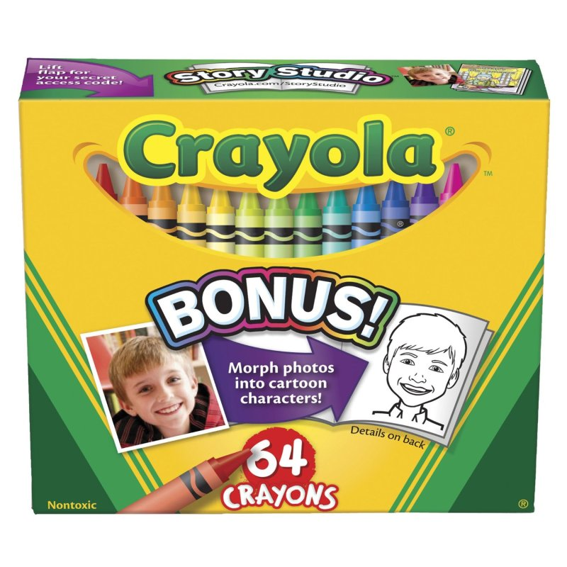 Back to School Shopping Already? Deals on Crayola Brand Products