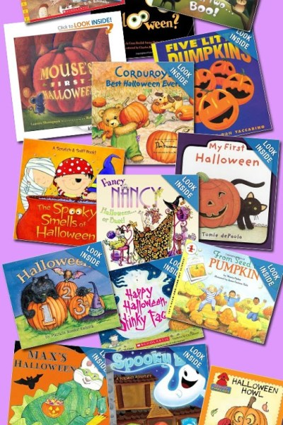 18 Must Read October & Halloween Preschool Books