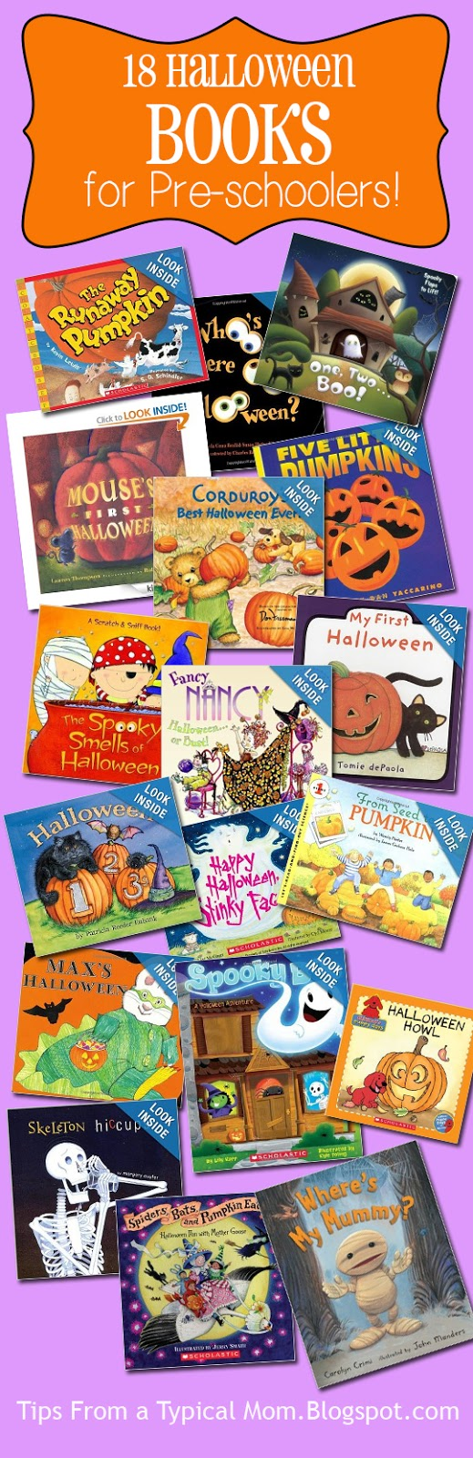 my favorite and my students favorite halloween books that arent so scary these are perfect for preschoolers toddlers and kindergarteners