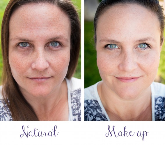 Real Natural Beauty- I am Brave & Beautiful