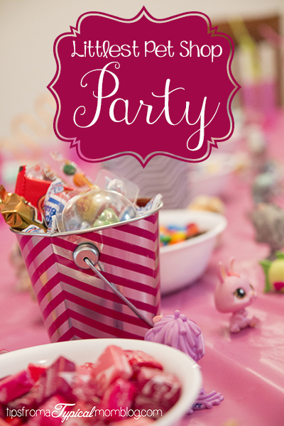 Littlest Pet Shop Party Ideas
