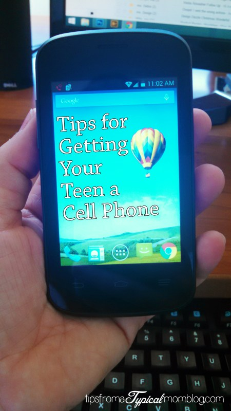 Tips For Getting a Cell Phone for your Teen- Lowest Price Unlimited Plans