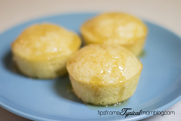 Homemade Sweet Corn Bread Muffins