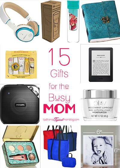 15 Perfect Gifts for the Busy Mom