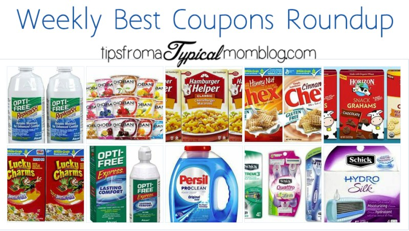 Weekly Best Value Coupon Roundup!