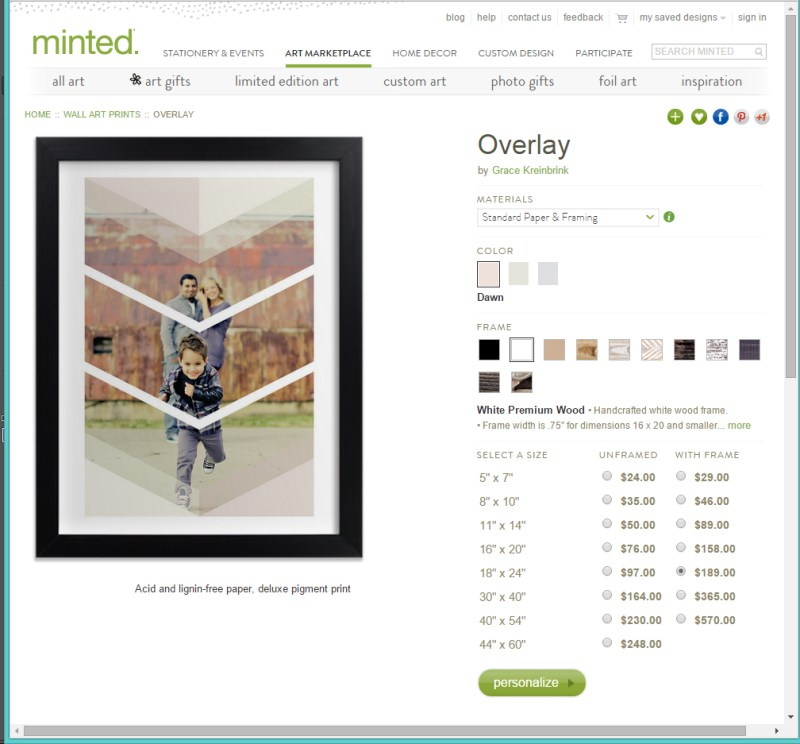 Minted.com Review
