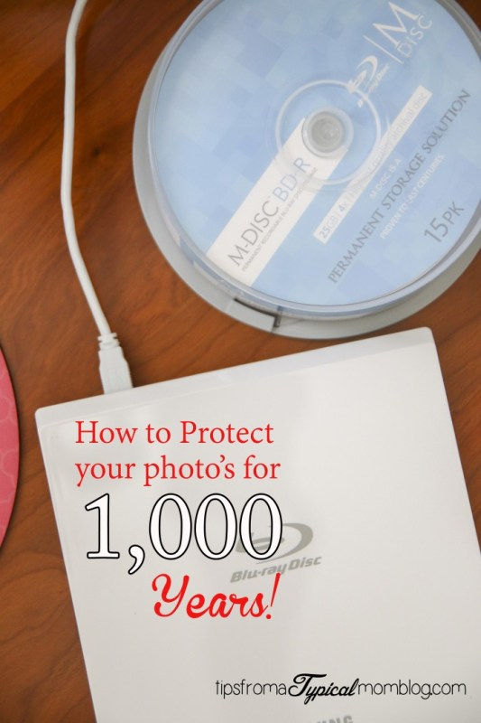 How to Protect Your Photos for 1,000 Years