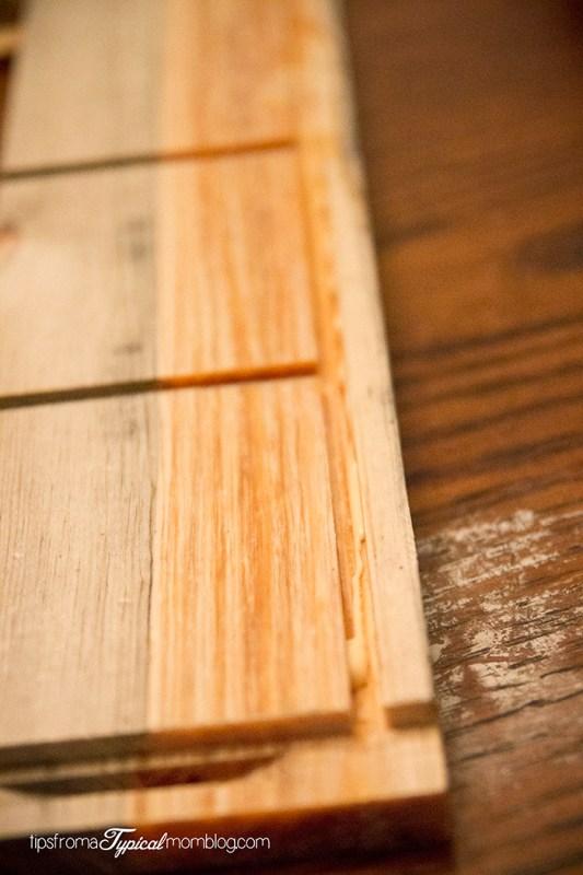 Multi Functional Wood Centerpiece Box