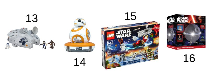 40 Star Wars Gift Ideas for Christmas