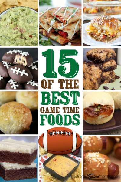 15 of the Best Superbowl Party Foods