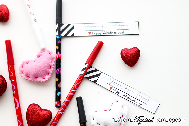 Write On Free Printable Valentines