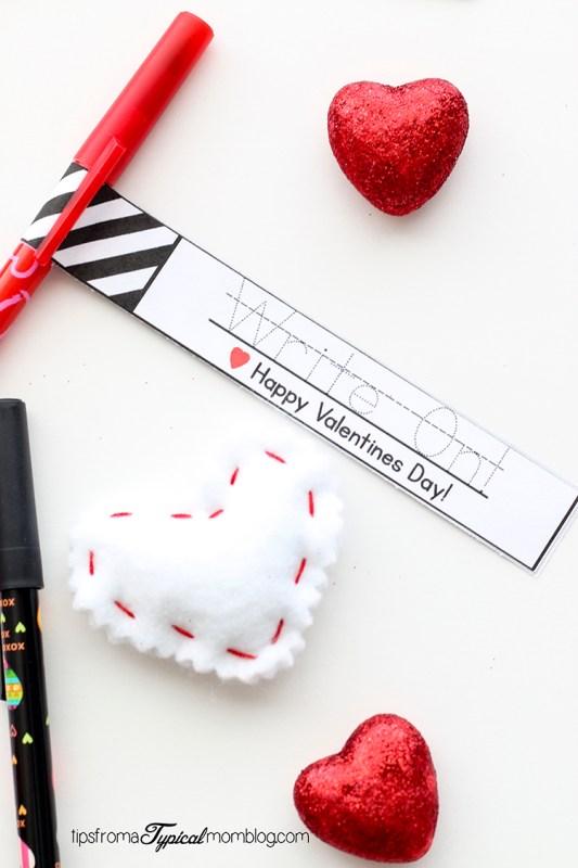 Write On Free Printable Valentines
