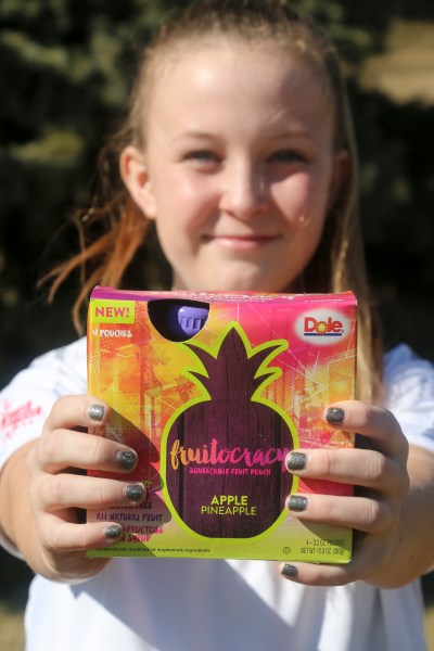 Healthy Snack Idea for Tween's on the Go!