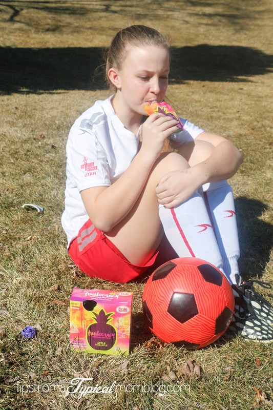 Healthy Snacks for Tweens on the Go!