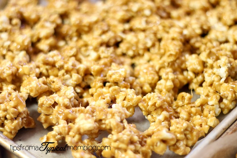 Grandpa's Caramel Corn Recipe