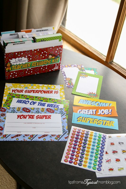 Student Reward Ideas for Teachers
