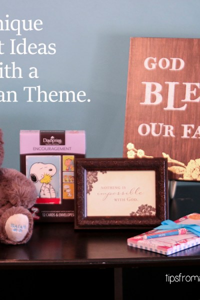 Unique Gift Ideas with a Christian Theme