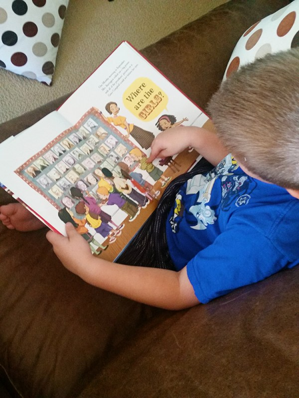 4 Books that teach your kids about the presidential election