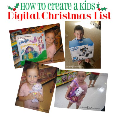 How to Create a Digital Christmas for Kids