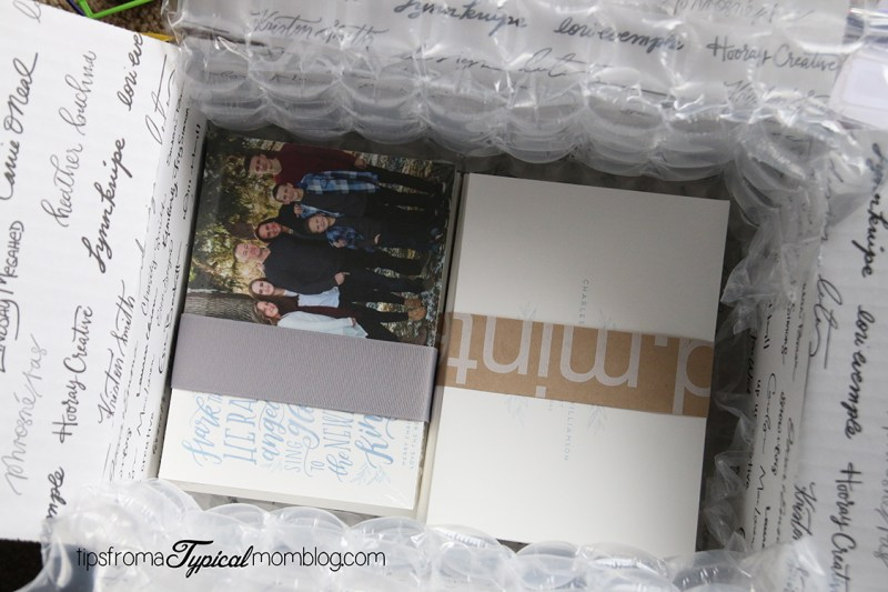 Why I Choose Minted for my Christmas Cards