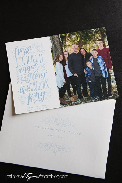 Why I Choose Minted for My Family Christmas Cards