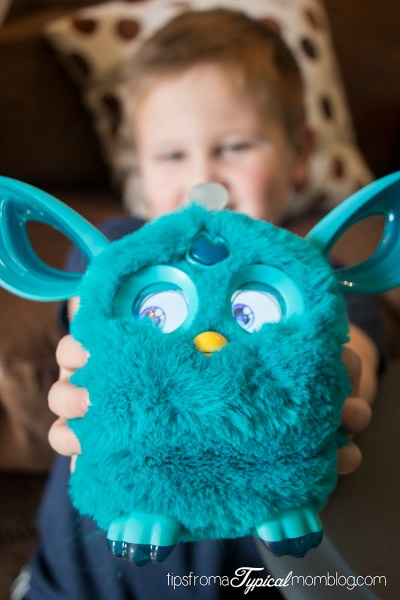In Love with Our Furby Connect- A Review