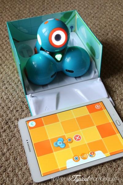 Dash Coding Robot- A Review