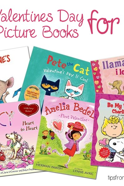 23 Valentines Day Picture Books for Kids