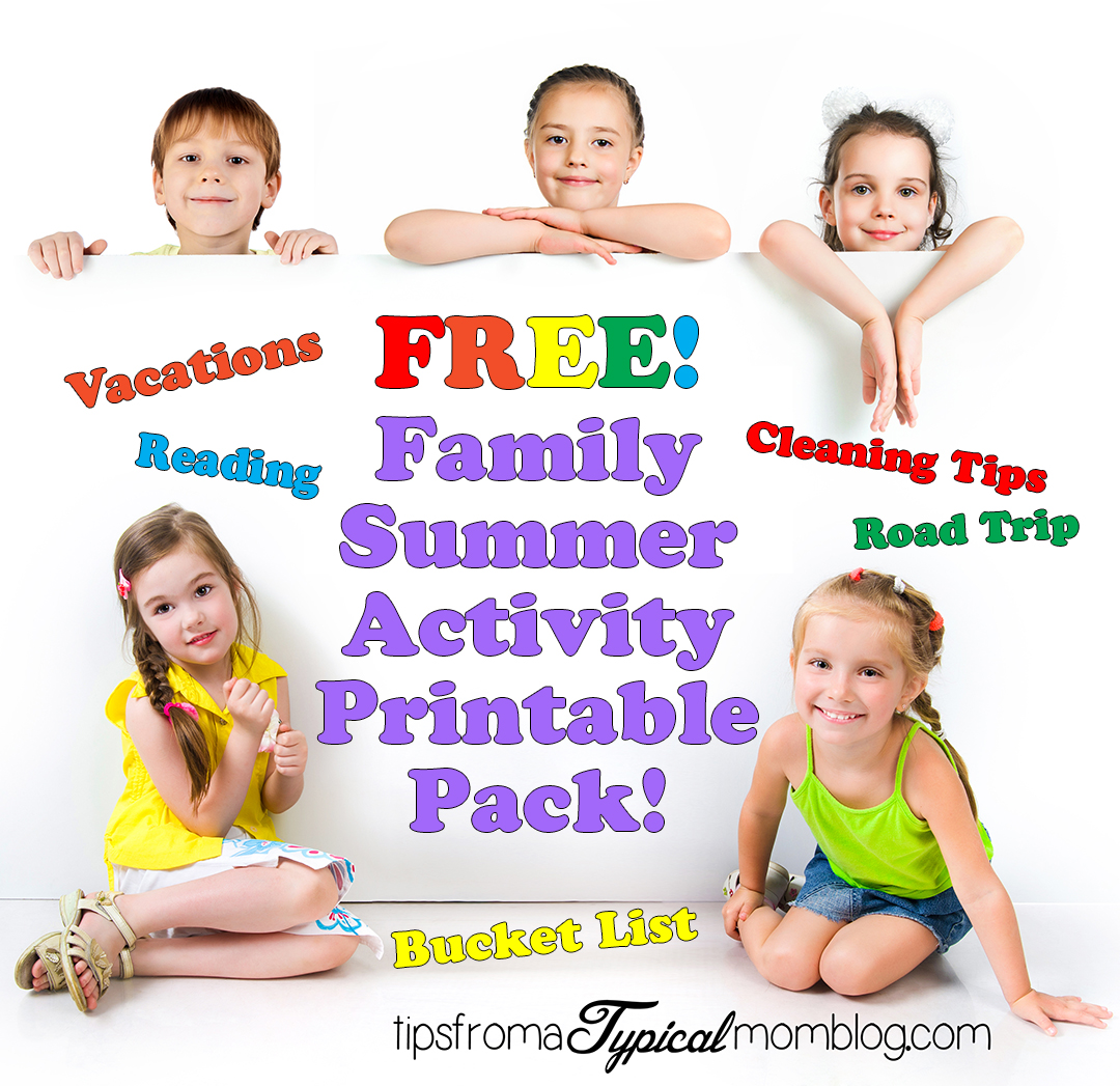 graphic about Family Printables named Totally free Relatives Summer months Video game Printable Pack - Guidelines versus a