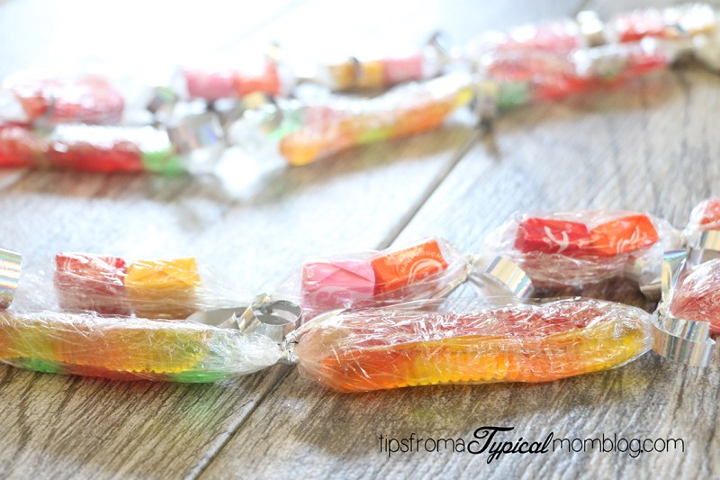 How to make graduation candy lei's