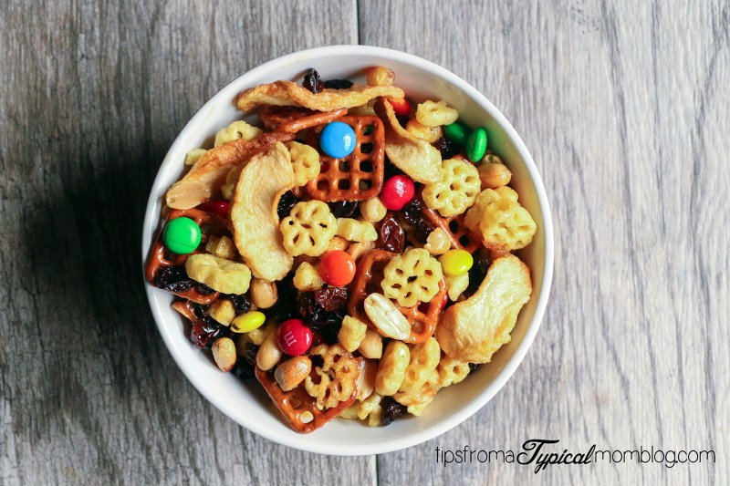 After School Honeycomb Apple Trail Mix
