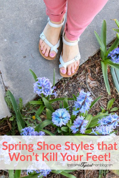 Cute Shoes that are Comfortable & Help with Plantar Fasciitis