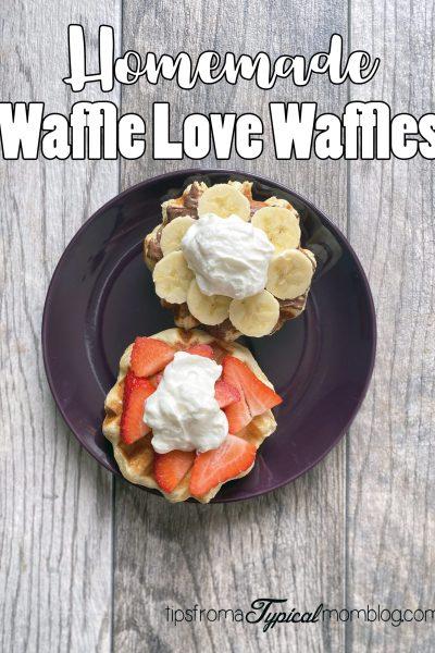 Copycat Waffle Love Liege Waffles