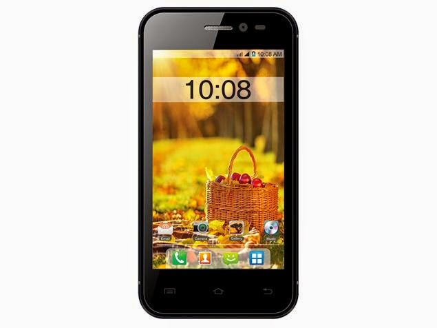 Intex Aqua 3G Star: Budget Android KitKat phone with 3G connectivity