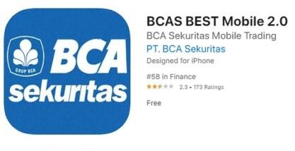 Tutorial Penggunaan Aplikasi BCA Sekuritas Online Trading - Tips Kerja