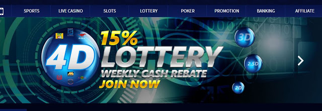 Lottery Weekly Cash Rebate