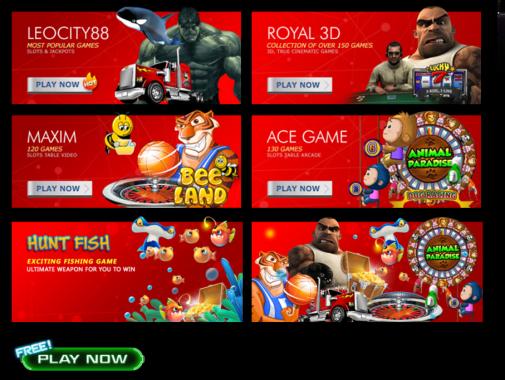 Slot Games GDwon333 dari Tipslot.com