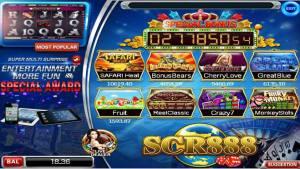 SCR888 Slot