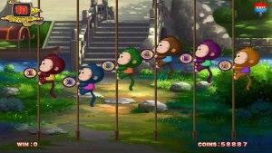 Trik main Monkey thunderbolt