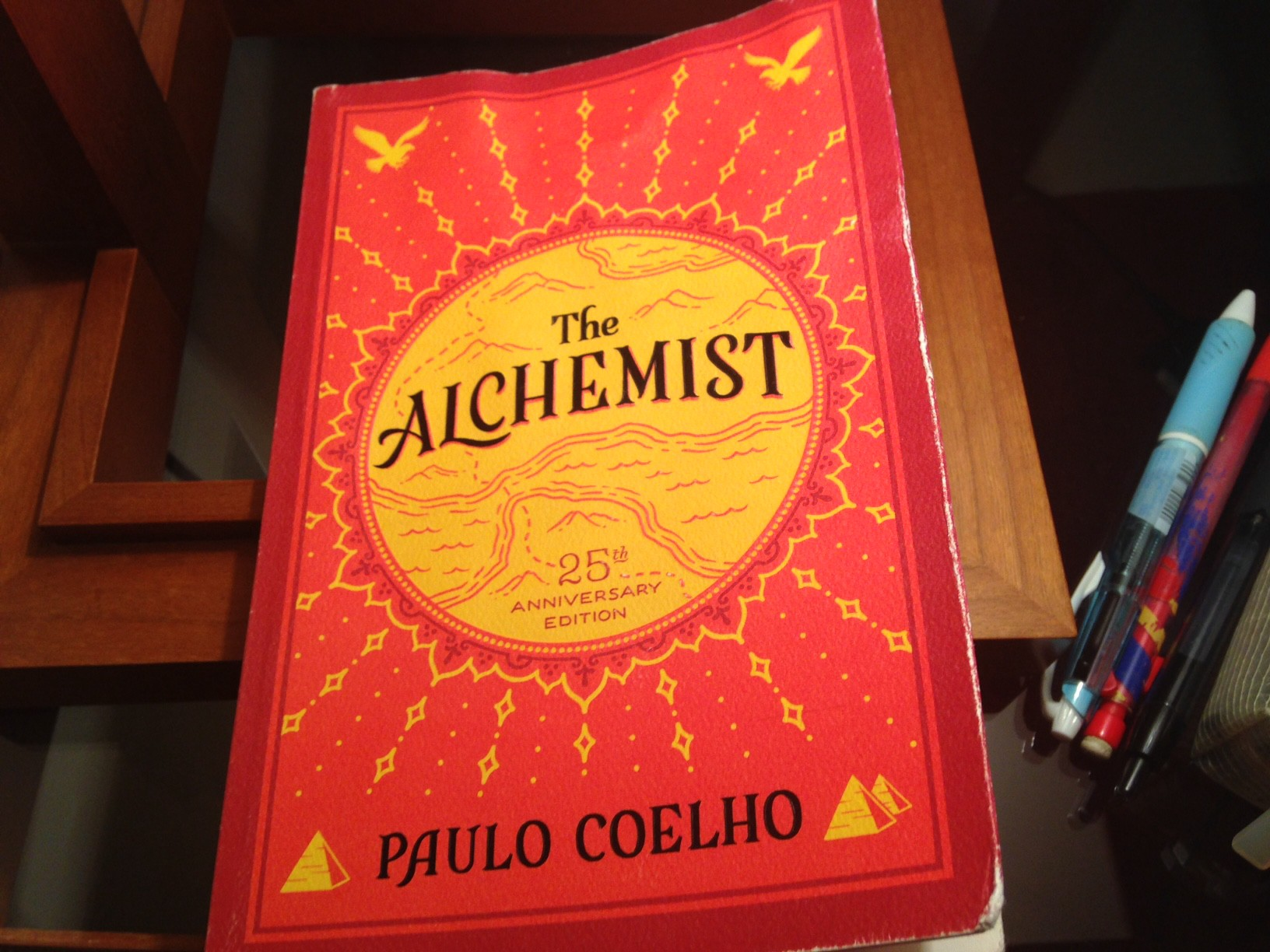 The Alchemist- Book review