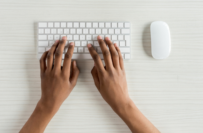 How To Type Faster Like A Professional?