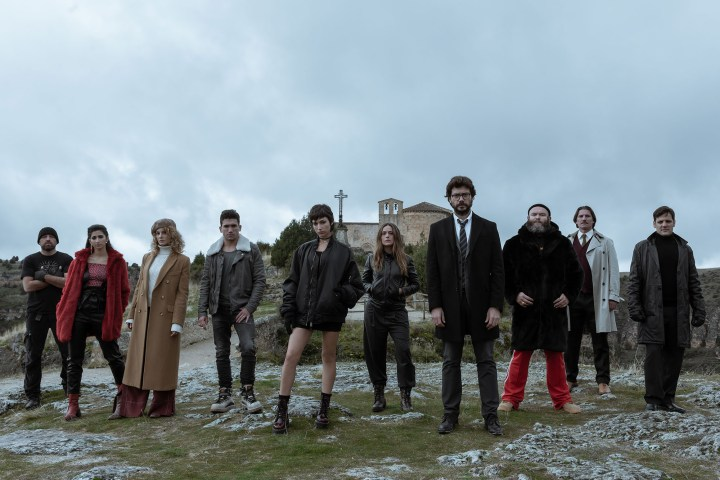 MONEY HEIST: WHY YOU SHOULD STOP AT SEASON 2