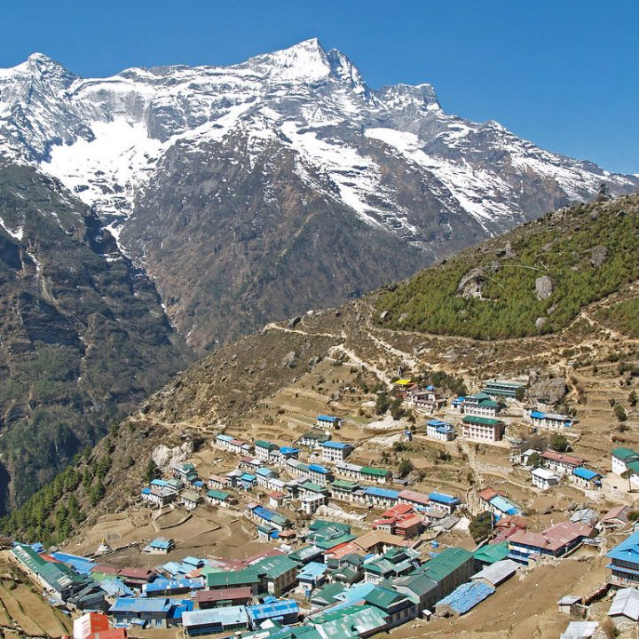 The Most Beautiful Villages in the Nepal Himalaya