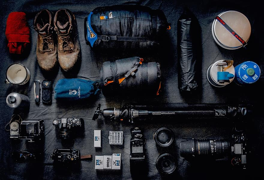 Packing Travel Gear for Nepal