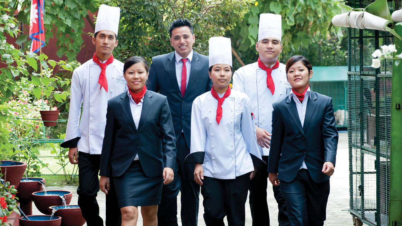 10 Best Hotel Management Colleges in Nepal.