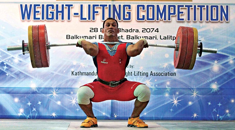 Scope of Weightlifting in Nepal: Eligibility, Training, Opportunities
