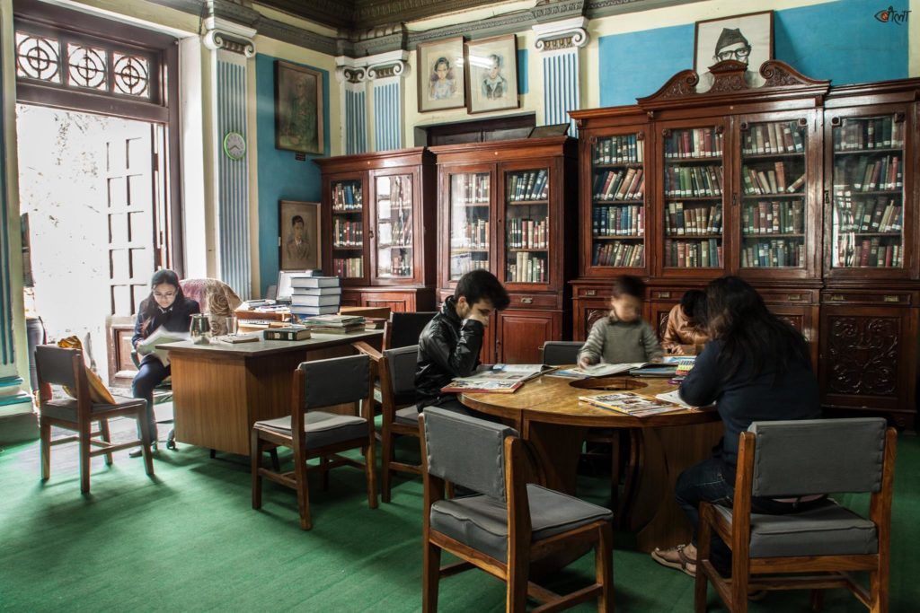 Lists of Library in Nepal