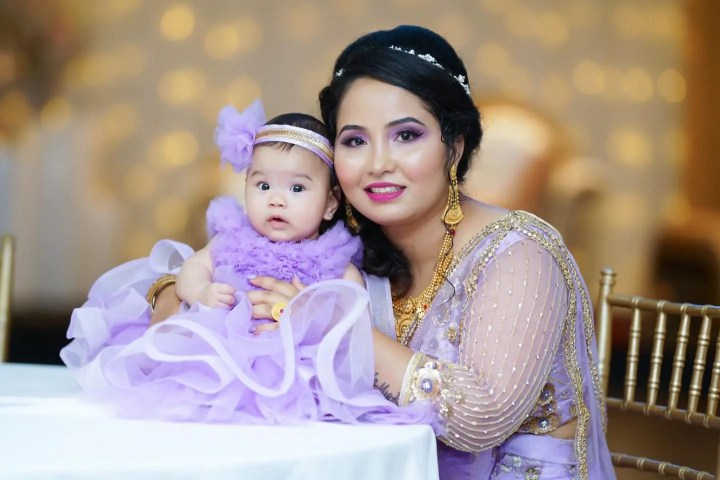 Pasni Dress for Babies and their Parents