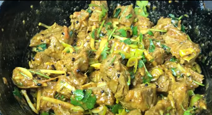 Man Choila - Recipe for the Soft and Healthy Meat Dish