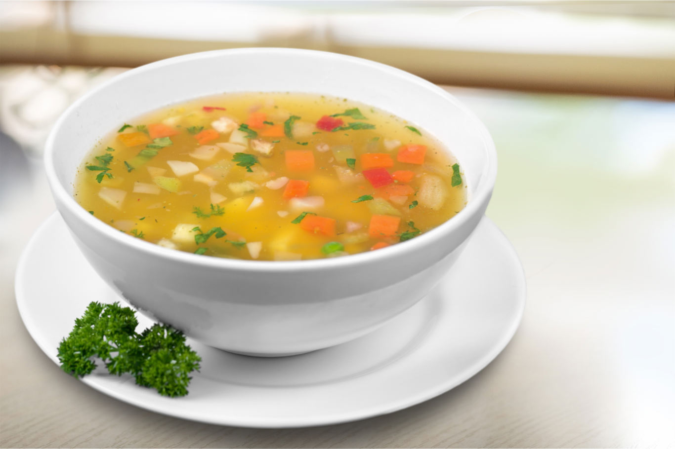 Vegetable Soup: 3 Steps To Reliable and Simple Soup